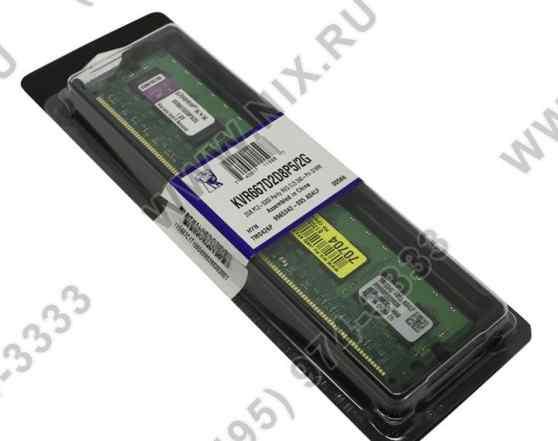 Память серверная DDR-2 Kingston KVR667D2D8P5/2G