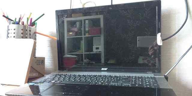Ноутбук Acer va70