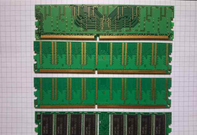 Модули памяти DDR 333 PC2700