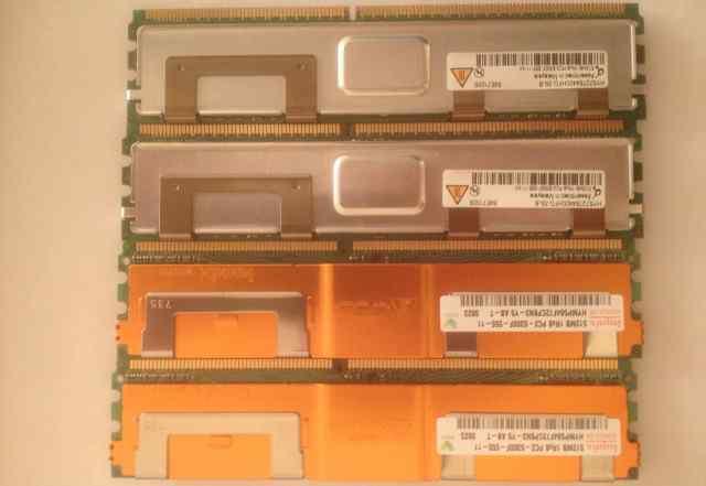 Оперативная память для серверов hp 2Gb