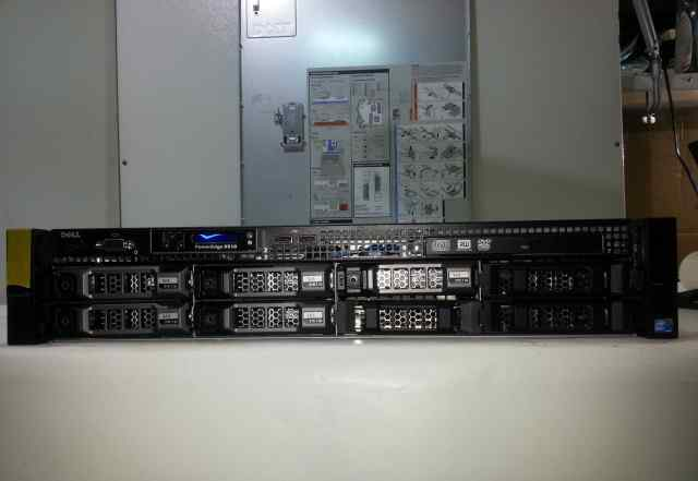 Сервер 2U Dell PowerEdge R510 (лот 2053)