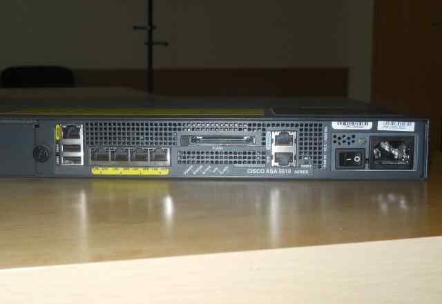 Маршрутизатор Cisco ASA 5510