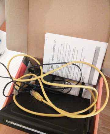 wi-fi роутер d-link dsl-2640u