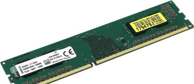Модули памяти Kingston 2Gb