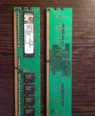 Оперативная память Kingston KVR667D2N5/512