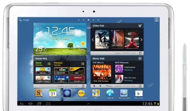 Samsung Galaxy Note 10.1 3G белый на обмен