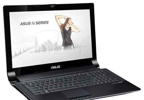 ноутбук asus N53S Core i5