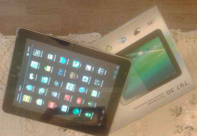 Продаю планшет Oysters T97 3G