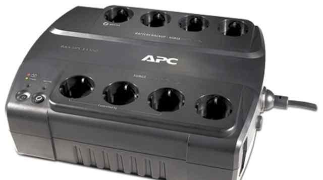 Источник бесперебойного питания APC ве550G