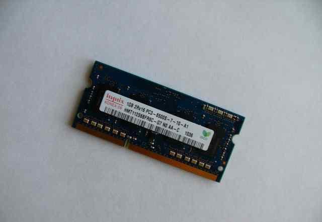 SO-dimm Hynix PC3-8500S 1GB