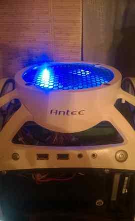 Достойный бесшумный компьютер Mini-ITX