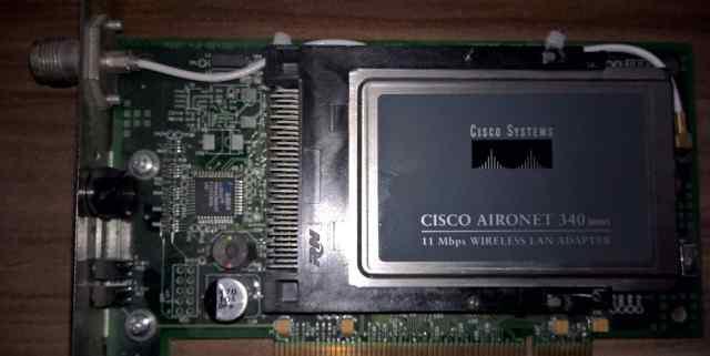 Wi Fi Ethernet Cisco Aironet 340 Series