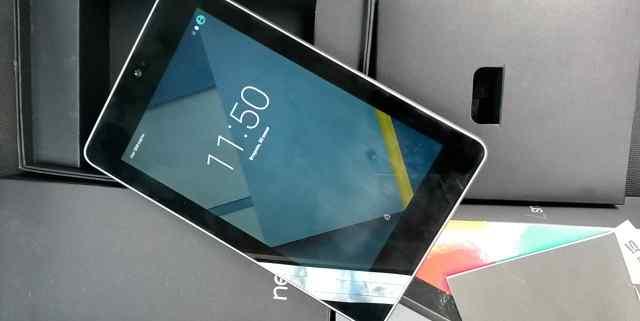Nexus7 32gb 3g обменяю