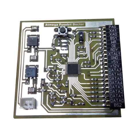 Atmega Fusebit Doctor