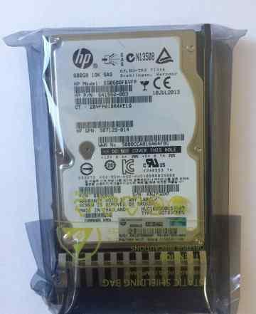 Жесткий диск для сервера HP 641552-003 SAS 600Gb