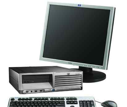 Компьютер HP Compaq dc7600 3000Gz + 17