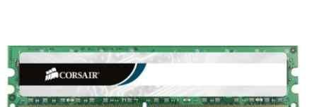 Оперативная память DDR3 4GB Corsair 1600MHz