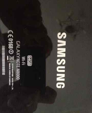 Samsung Galaxy Note N8000 Gb 64