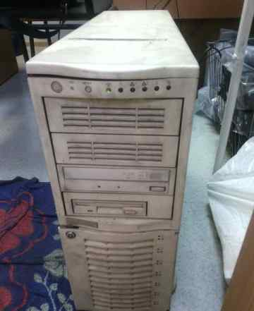 Сервер Xeon