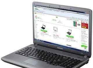 Samsung NP r525