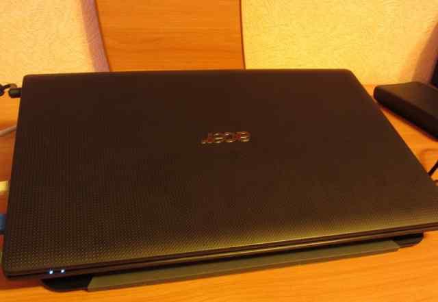 Рабочий игровой ноутбук Acer Aspire 5552