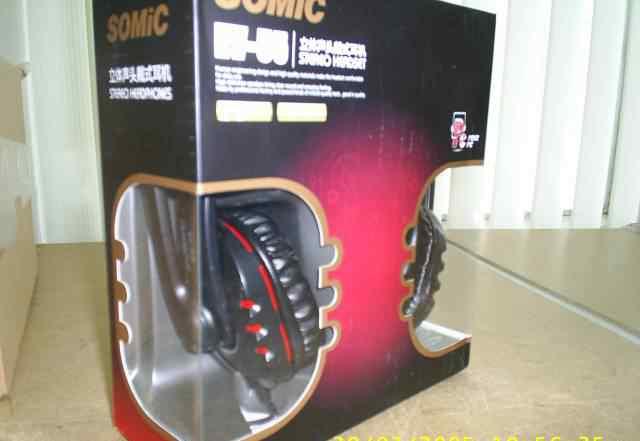 Наушники Somic EV-55