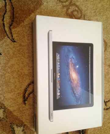 Коробка MacBook Pro
