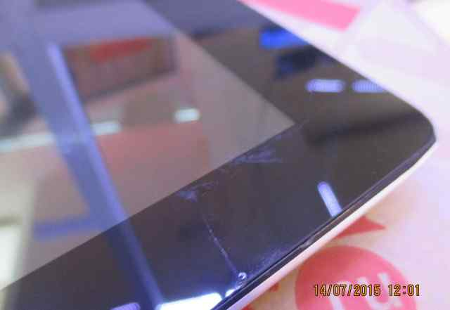 iPad 3 16gb wi-fi+ 3g треснут