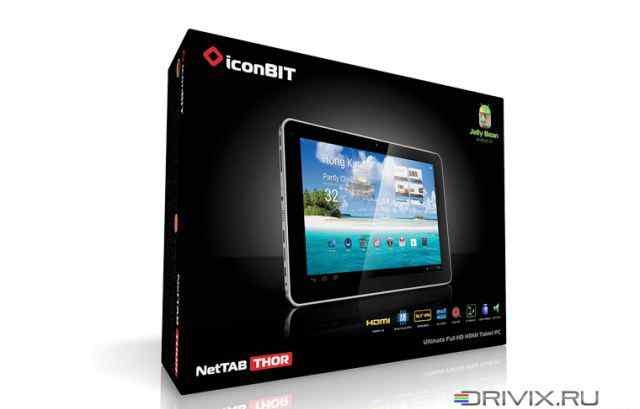 Iconbit nettab thor 8GB