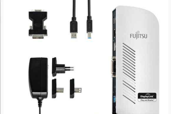 Новый репликатор портов Fujitsu USB-Port Replicato