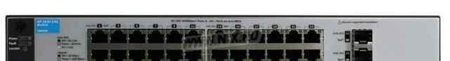 коммутатор (switch) HP 1810-24G