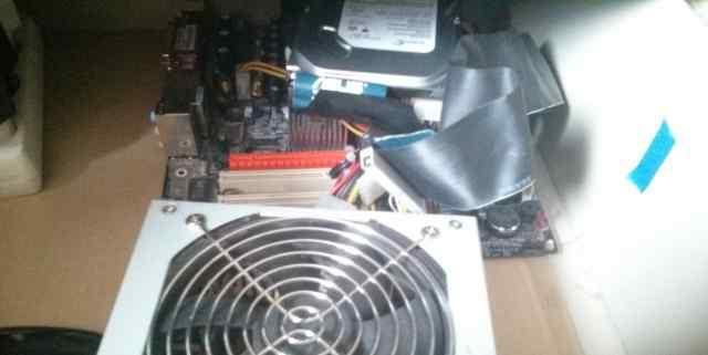 AMD Athlon 64.3200+, ECS RS482-M, 1.5Gb