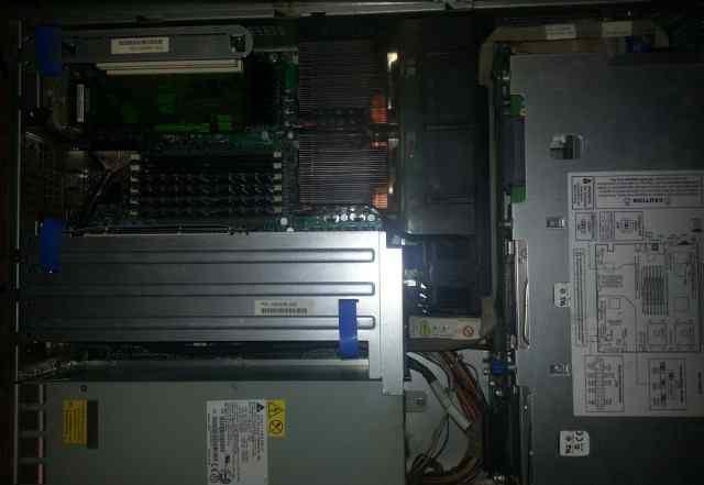 Сервер 1U 2Xeon 3.06