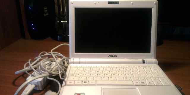Ноутбук Аsus Eee PC 900 White