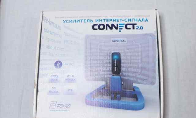 Усилитель сигнала Connect 2.0