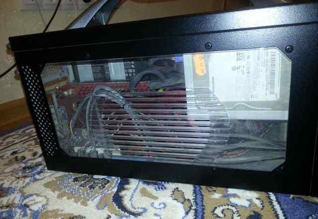Настольный компьютер в корпусе Thermaltake 730W
