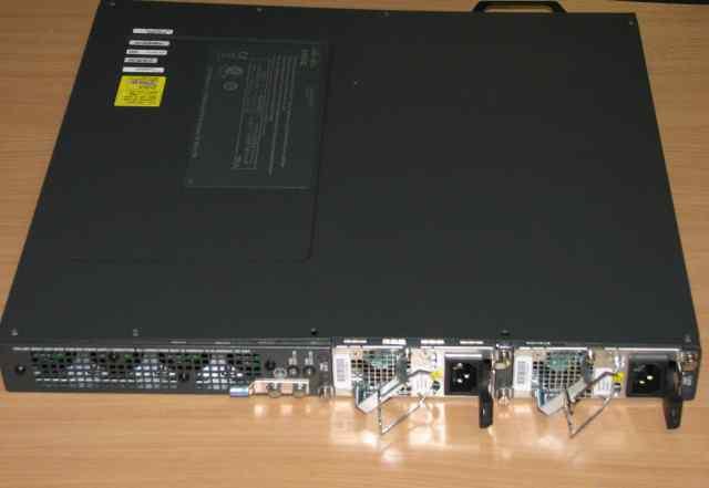 Cisco 7201 б/у (2бп AC, 1 Gb RAM)