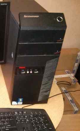 Компьютер Pentium Dual Core 2.7 + hp laserjet 1000