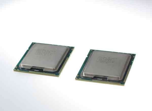 Серверный процессор Intel Xeon E5620