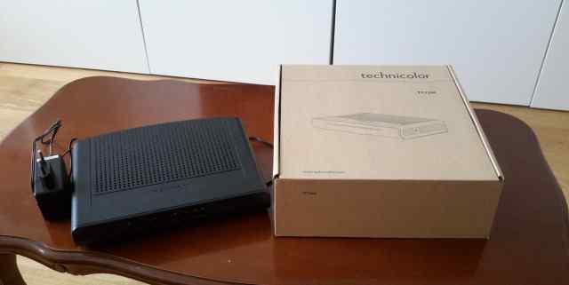 Wi-fi роутер Technicolor TC7200 (акадо)