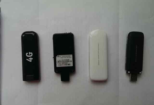 Модемы 3G и 4G