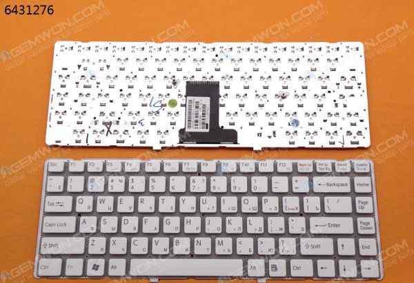 148792471 клавиатура для ноутбука Sony Vaio VPC-EA
