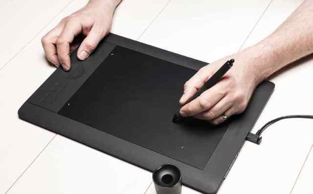 Графический планшет Wacom Intuos5 Touch M