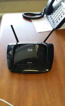 Роутер LinkSys Cisco WRT160NL