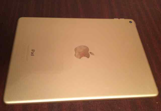 iPad Air 2 64GB Wi-Fi Gold