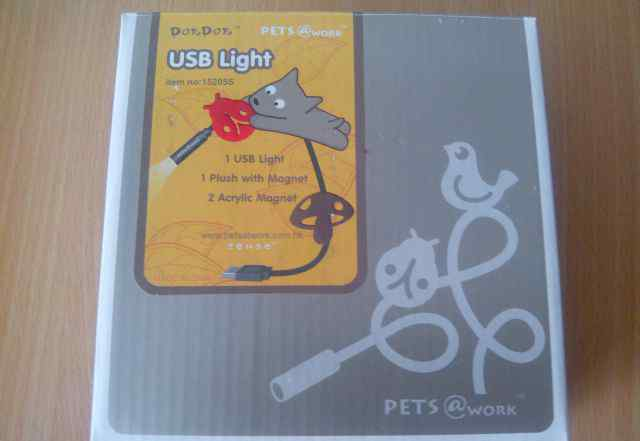 USB светильник Petswork