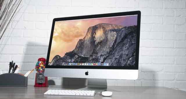 Apple iMac 21.5-дюймовый 2.9 ггц