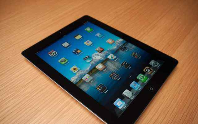 iPad 3 64Gb Black