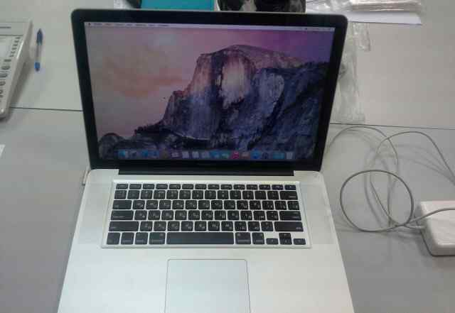 Apple MacBook Pro A1286 i7