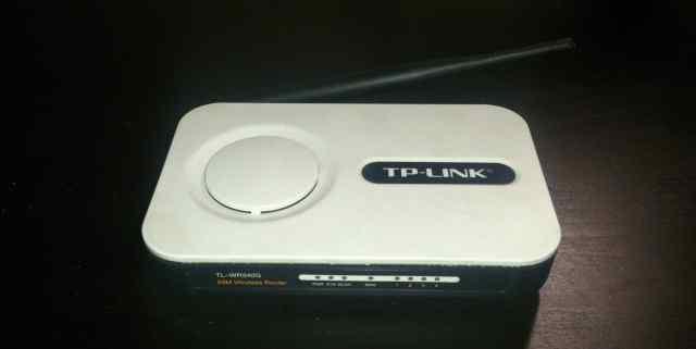 WI-Fi роутер TP-Link TL-WR340G в отличном состояни